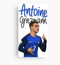 Antoine Griezmann Canvas Print