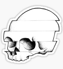 ShiftySkull Sticker