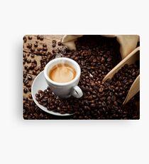 Espresso Canvas Print