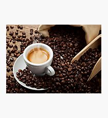 Espresso Photographic Print