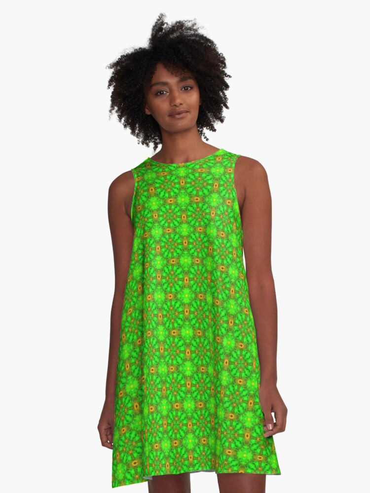 Zoey A-Line Dress Front