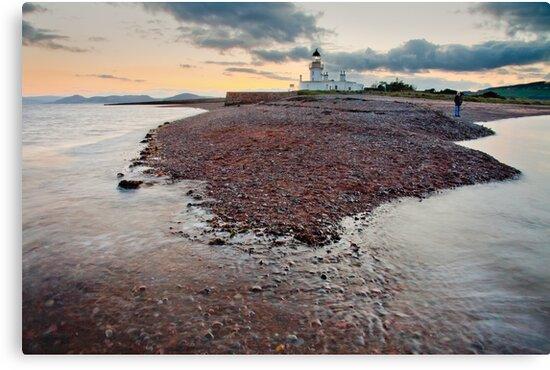 Chanonry Point Beach by cjdolfin