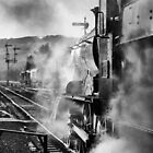 GWR 7800 Class No. 7820 Dinmore Manor by Stephen Liptrot