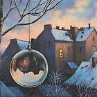 Morning of New Year by Vera Kalinovska