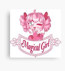 Magical Girl  Leinwanddruck