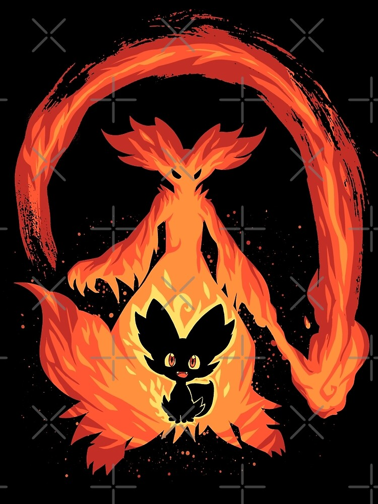 I wanna be a fire mage by Trinitydragon