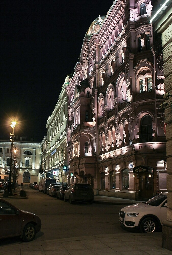 Home Ostrovsky Square. by GermanS