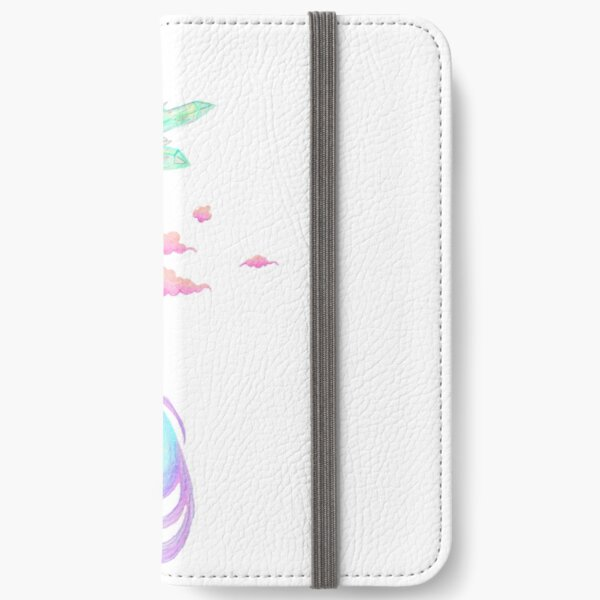 Head In The Clouds iPhone Wallet