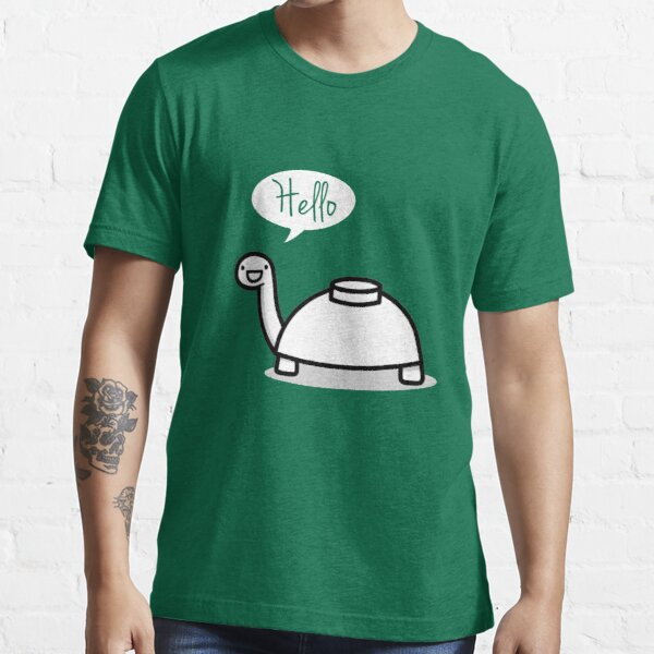 Mine turtle stops by to say hello Essential T-Shirt