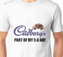 Cadburys, Part Of My 5 A Day! Unisex T-Shirt