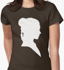 leia princess Womens Fitted T-Shirt