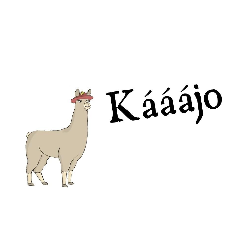 llamas in hats by antichrist666