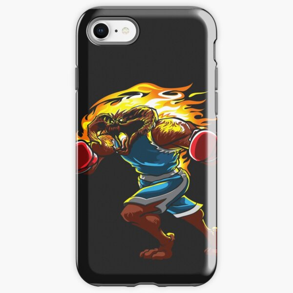 A Balrog cosplays as Balrog iPhone Tough Case