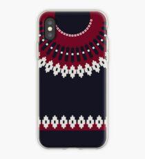 John's Christmas Jumper iPhone Case