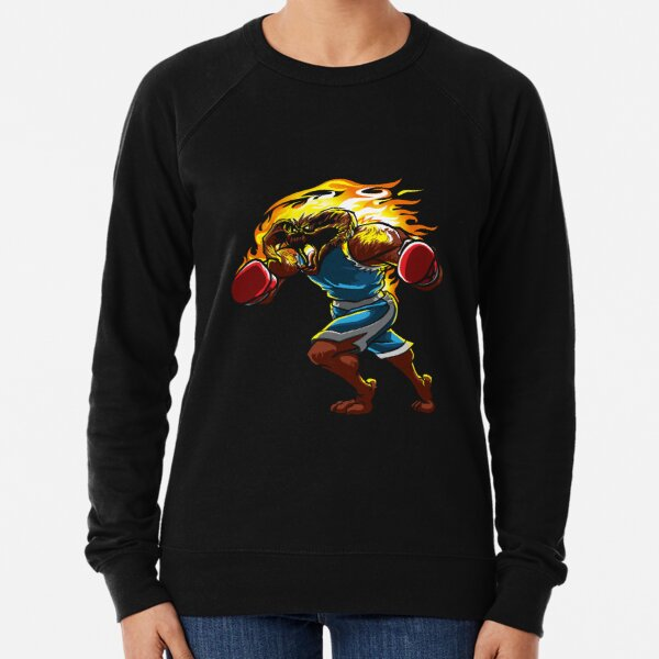 A Balrog cosplays as Balrog Lightweight Sweatshirt