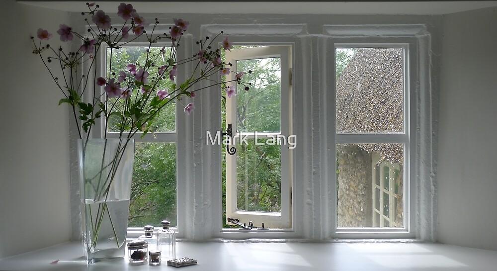 Bedroom Window by Mark Lang
