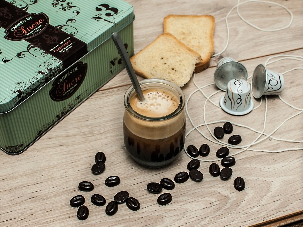 Coffee Break by agu-photos