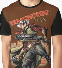 Winchester man Graphic T-Shirt