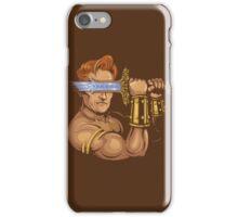 Late Night Barbarian iPhone Case/Skin