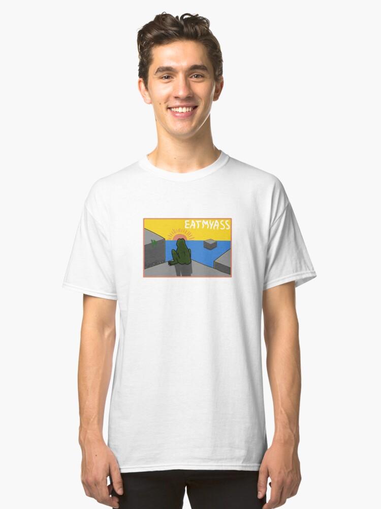 Froggoman Classic T-Shirt Front