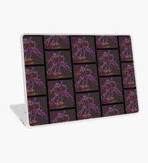Psychedelic Draco the Dragon Laptop Skin