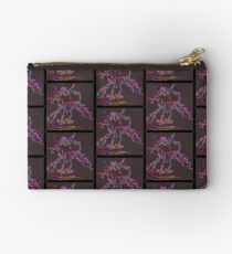 Psychedelic Draco the Dragon Studio Pouch