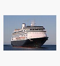 Cruise ship 6: Volendam Photographic Print