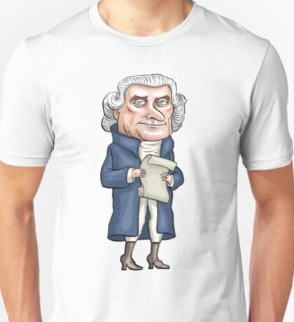 President Thomas Jefferson T-Shirt