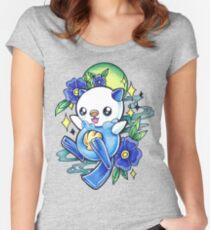 Oshawott Women's Fitted Scoop T-Shirt