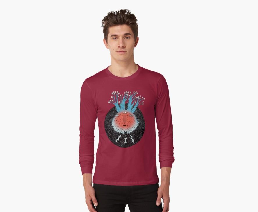 Cosmic Epiphany Heart by SusanSanford