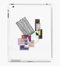 geometry always wins iPad Case/Skin