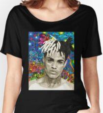 XXXTENTACION FAN ARTWORK Women's Relaxed Fit T-Shirt