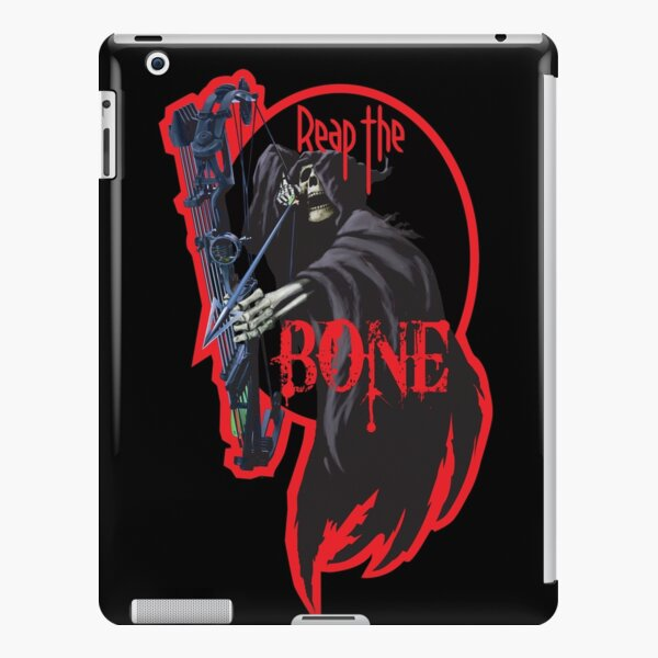 Reap the bone  - red iPad Snap Case