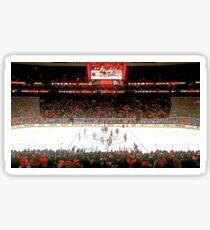 Philadelphia Hockey Sticker