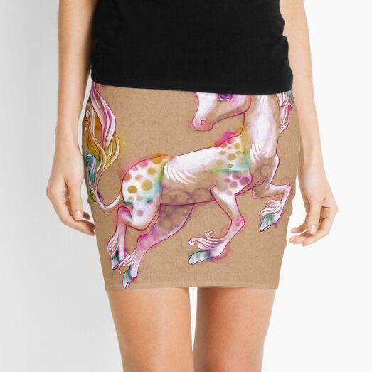 Joyful Unicorn Mini Skirt