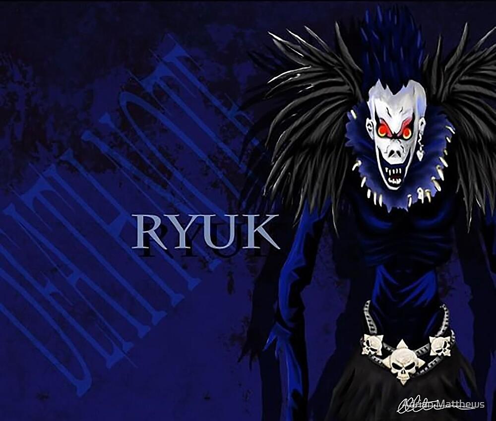 Ryuk by Adrian Matthews