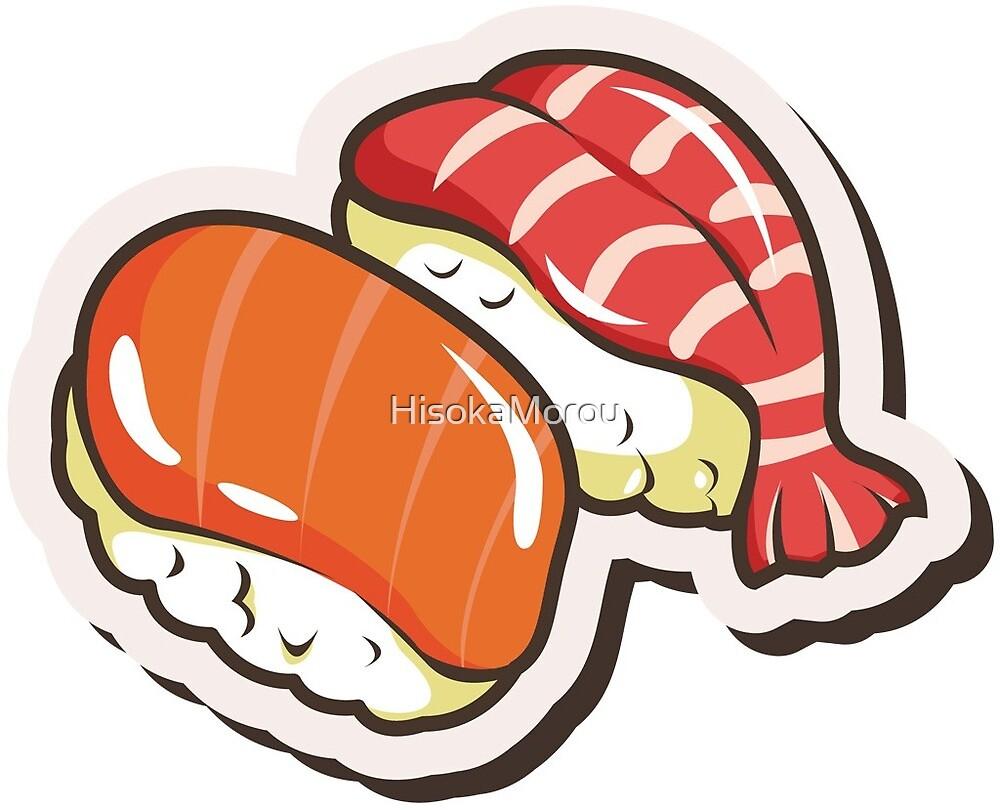 sushi manga by HisokaMorou