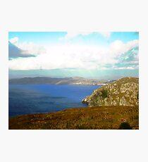 Horn Head Peninsula, Donegal, Ireland Photographic Print