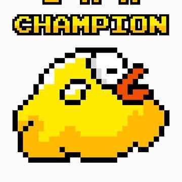 Flabby Bird - Champion by 55INCH