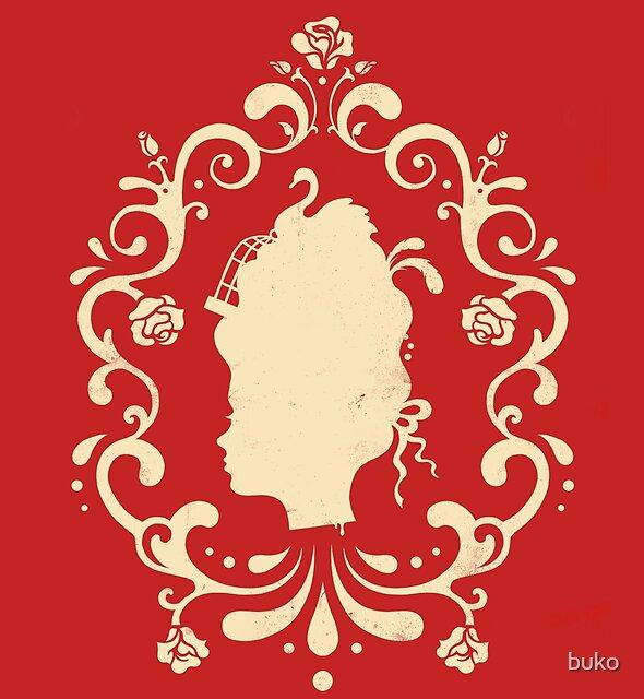 Marie Antoinette by buko