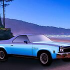 1973 El Camino Northern California by ChasSinklier