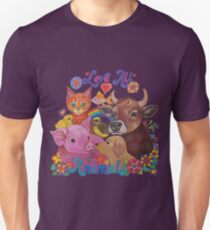 Love all Animals  Unisex T-Shirt