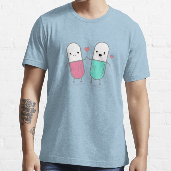 Funny Happy Pills  Essential T-Shirt