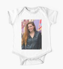 Portrait of a young woman One Piece - Short Sleeve