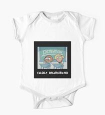 DETENTION - Falsely Incarcerated One Piece - Short Sleeve