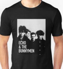 Echo & The Bunnymen Exclusive Image Unisex T-Shirt