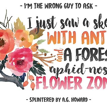 Splintered Quote by xPaperhearted