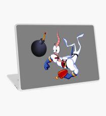 Earthworm Jim  Laptop Skin