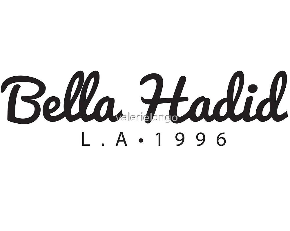 Bella Hadid • LA by valerielongo
