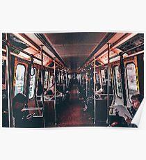 Transport PixelArt Poster